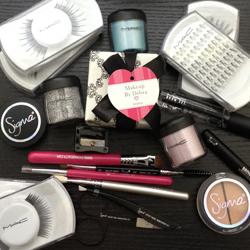 Top Ten Makeup Must Haves