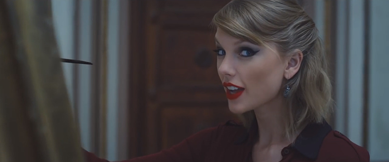 Taylor Swift Blank Space Makeup