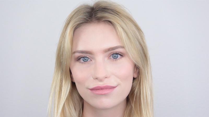Natural Beauty Makeup Look