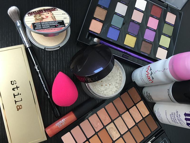 Sunburst Makeup Look