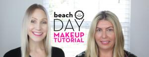 Beach Day Makeup